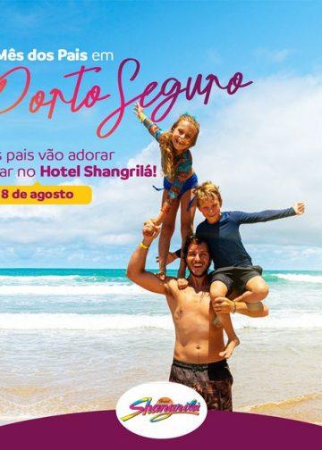 Agosto dos pais Hotel Shangrila
