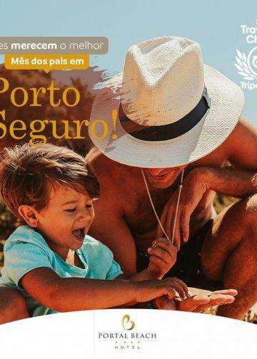Agosto dos pais Portal Beach Hotel