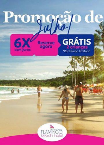 Ferias de Julho Flamingo Beach Hotel