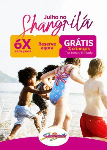 Ferias de Julho Hotel Shangrila