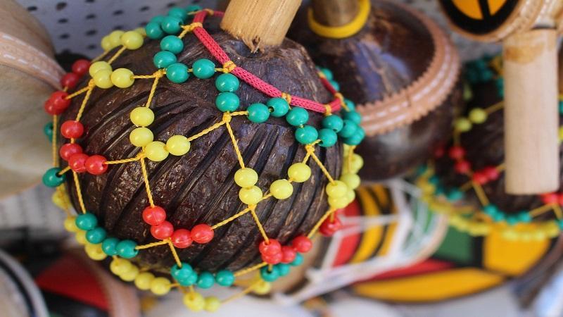 Visite a Praca Sao Bras em Porto Seguro A pracinha do Artesanato