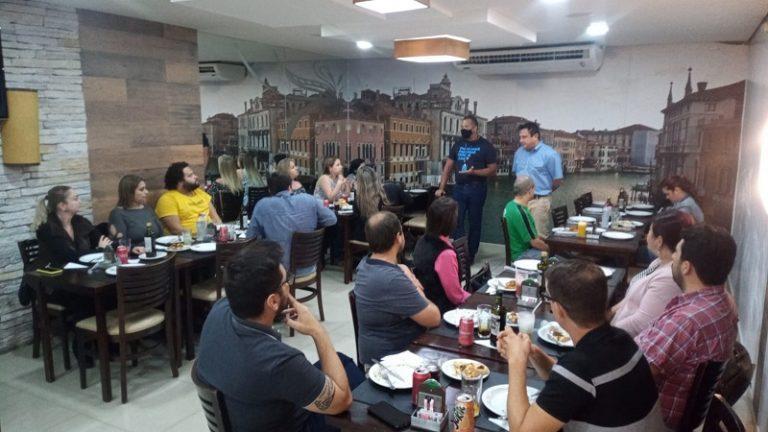 Evento exclusivo reune a Azul Viagens e a Rede Soberano de Hoteis para o lancamento dos voos diretos de Maringa PA para Porto Seguro 4