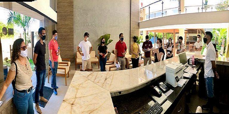 Rede Soberano de hoteis em Porto Seguro promove capacitacao treinamento e reciclagem com equipe de vendas 5
