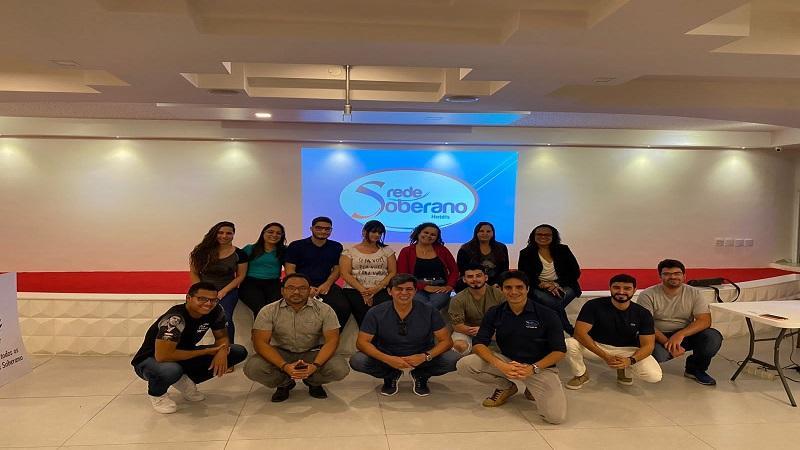 Rede Soberano de hoteis em Porto Seguro promove capacitacao treinamento e reciclagem com equipe de vendas