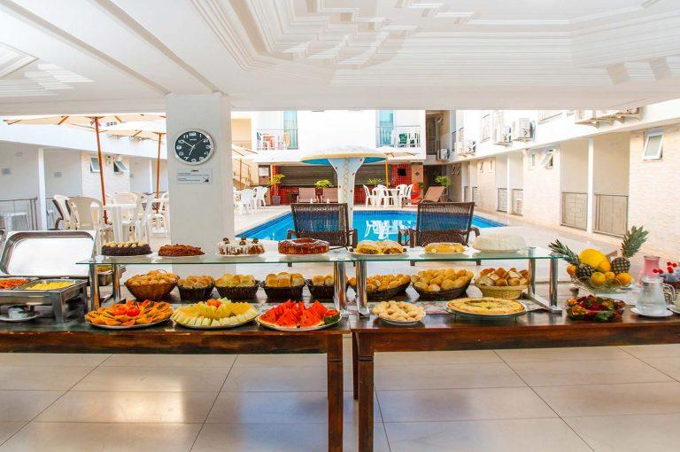 Hotel Shangrila gastronomia hotel em porto seguro 1