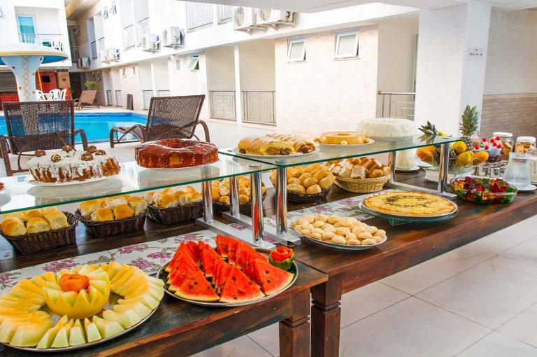 Hotel Shangrila gastronomia hotel em porto seguro 5