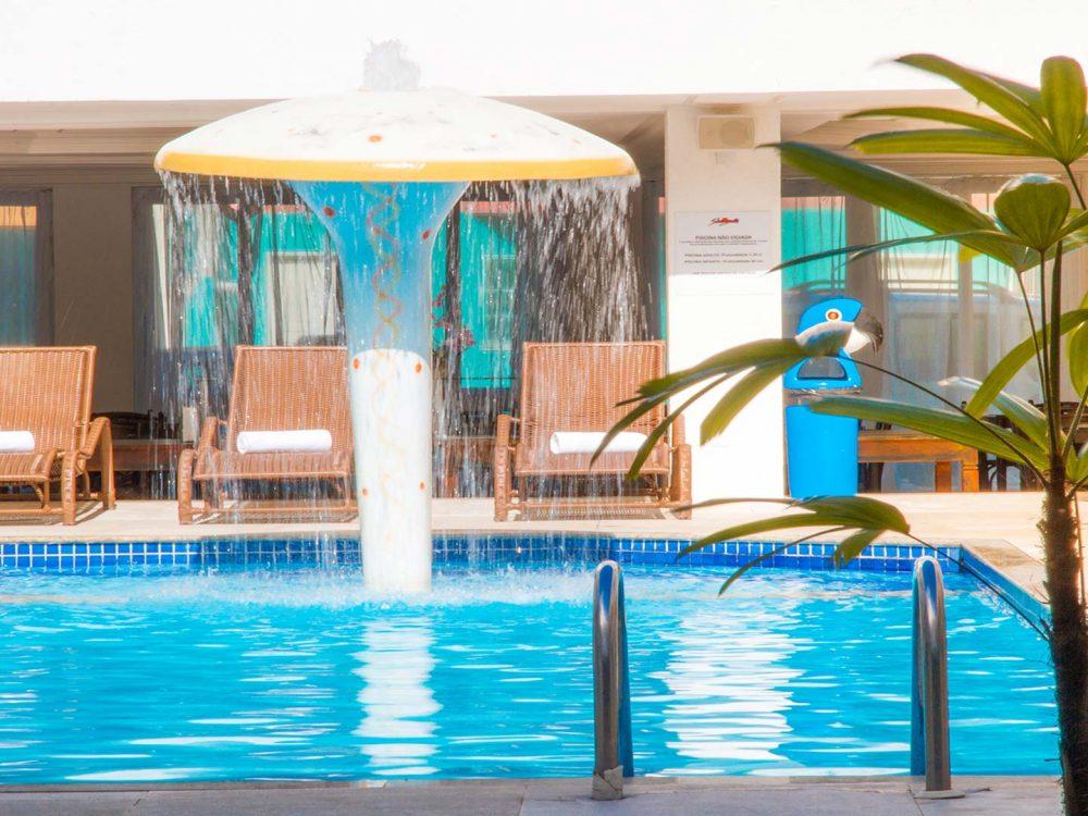 Hotel Shangrila lazer hotel em porto seguro 10