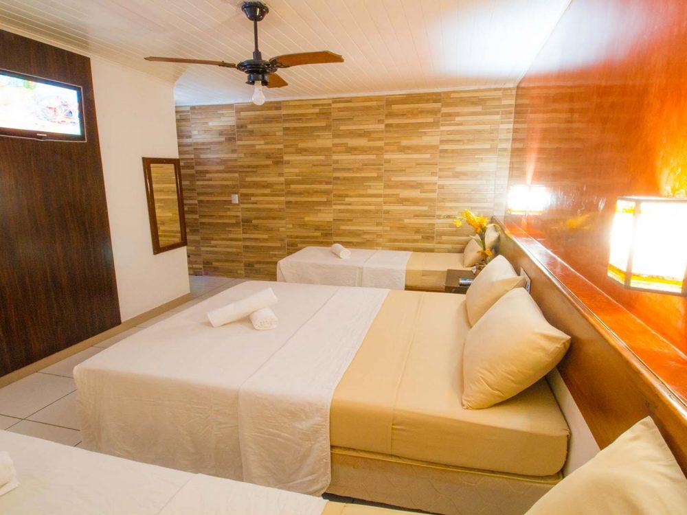 Hotel Shangrila suite standart hotel em porto seguro 2