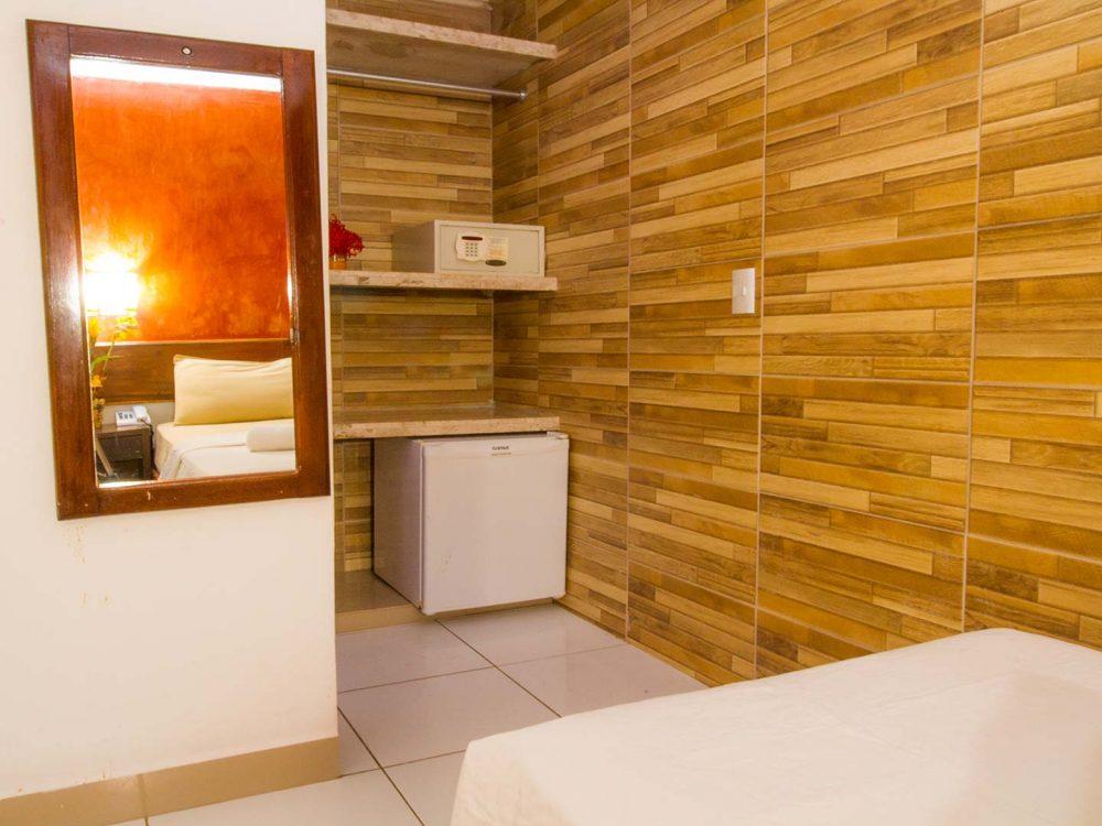 Hotel Shangrila suite standart hotel em porto seguro 5