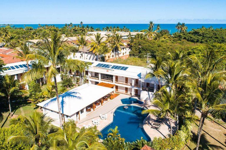 novo sol praia hotel hotem em porto seguro 2