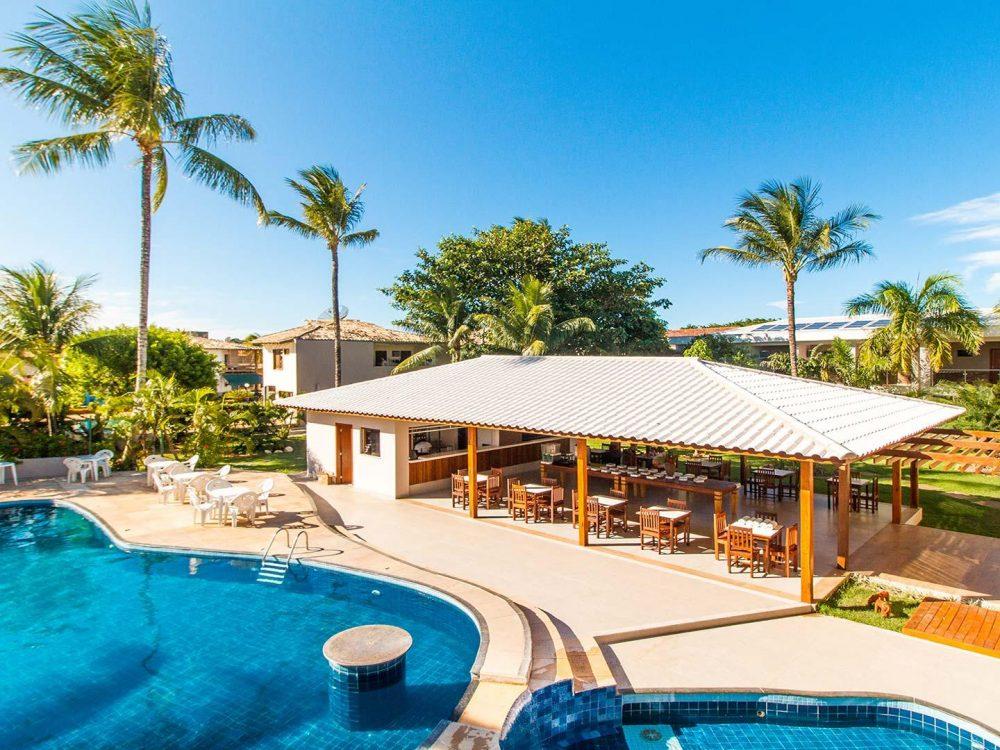 novo sol praia hotel hotem em porto seguro 29
