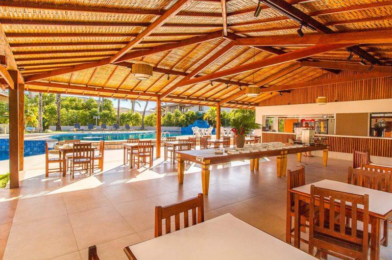 novo sol praia hotel hotem em porto seguro 30